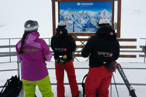 Convocatoria para TD1 y TD2 en Esquí Alpino y Snowboard