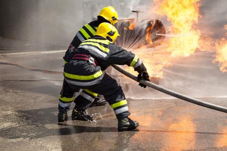 Formación de acogida bomberos de nueva incorporación