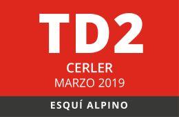Convocatoria bloque específico TD2 de esquí alpino en Cerler. Marzo – Abril 2019