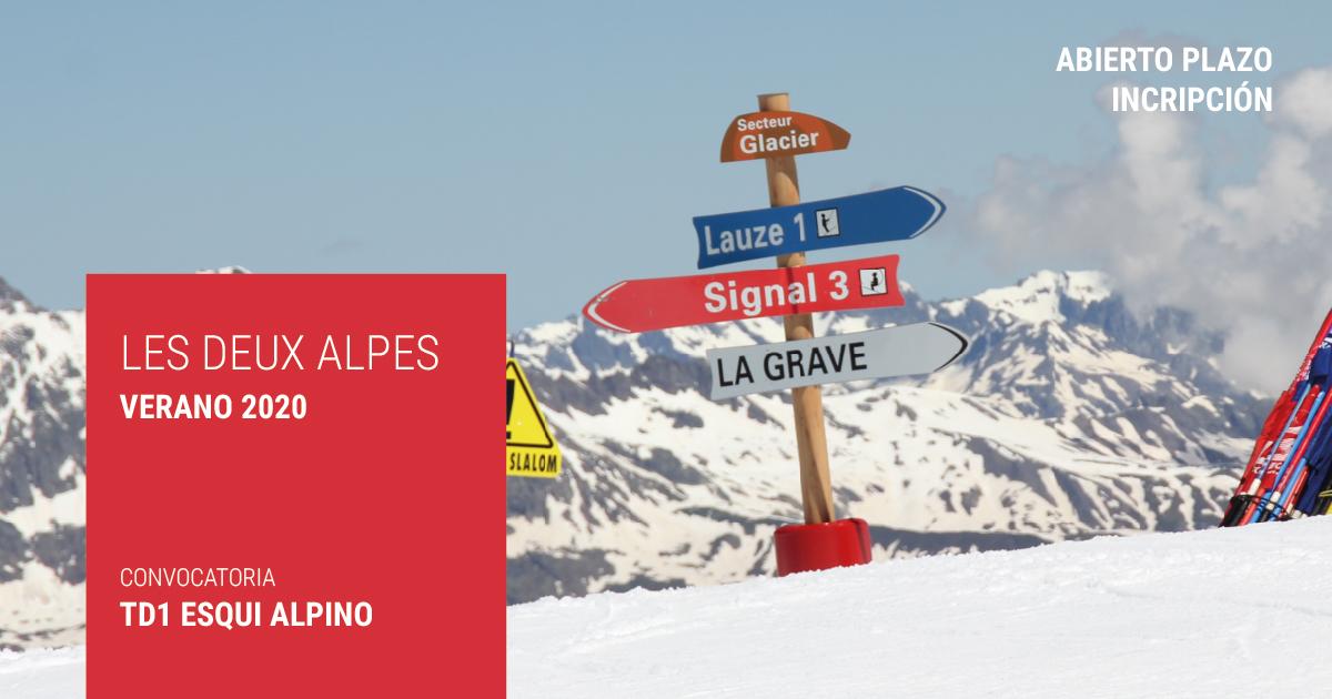 safe-formacion-TD1_Esqui_Alpes_convocatoria