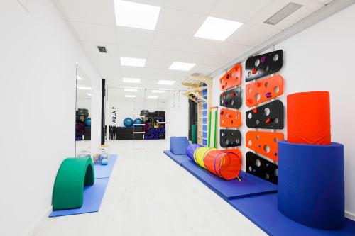 aula psicomotricidad niños