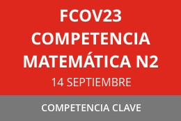 Competencia Matemática FCOV23 N2