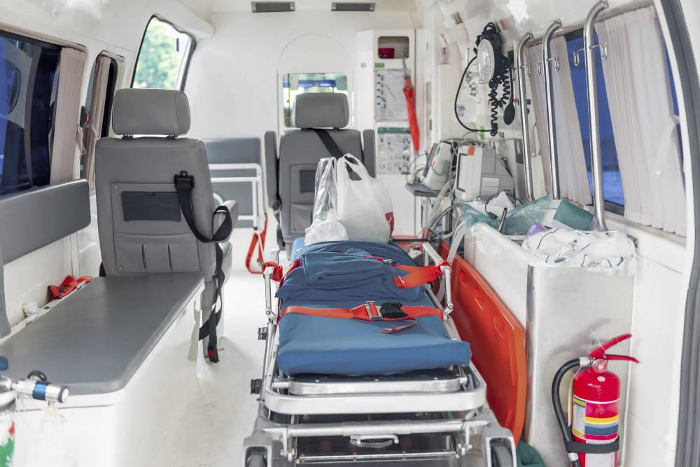 curso de trasnporte sanitario en ourense