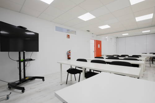 aula television reuniones conferencias safe ourense