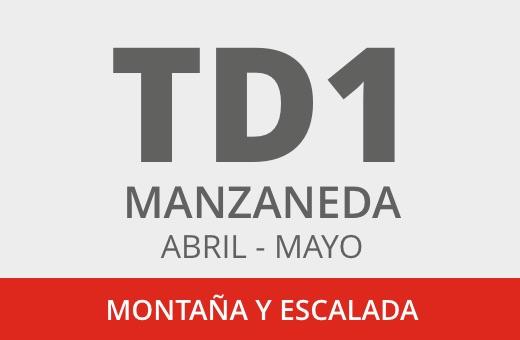 Convocatoria TD1 Montaña y Escalada. Cabeza de Manzaneda. Abril – mayo 2021  >PLAZAS COMPLETAS<